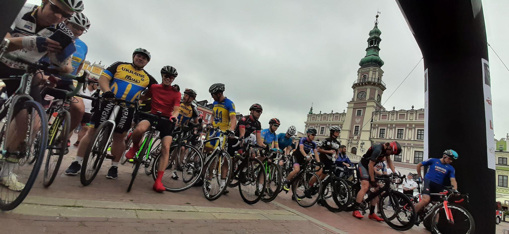 Course cycliste Pologne